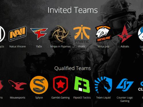 MGL teams 2016