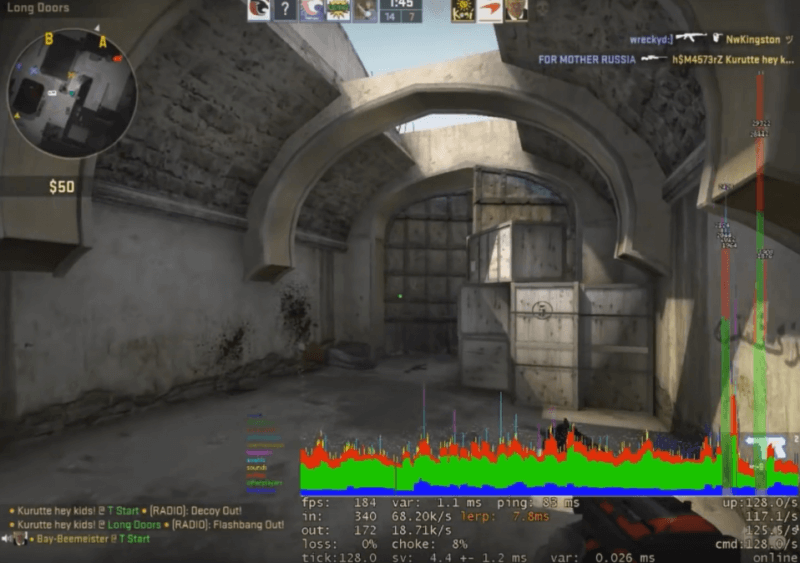 How To Set Your New CS:GO Rates » Counter-Strike CsWaRzOnE