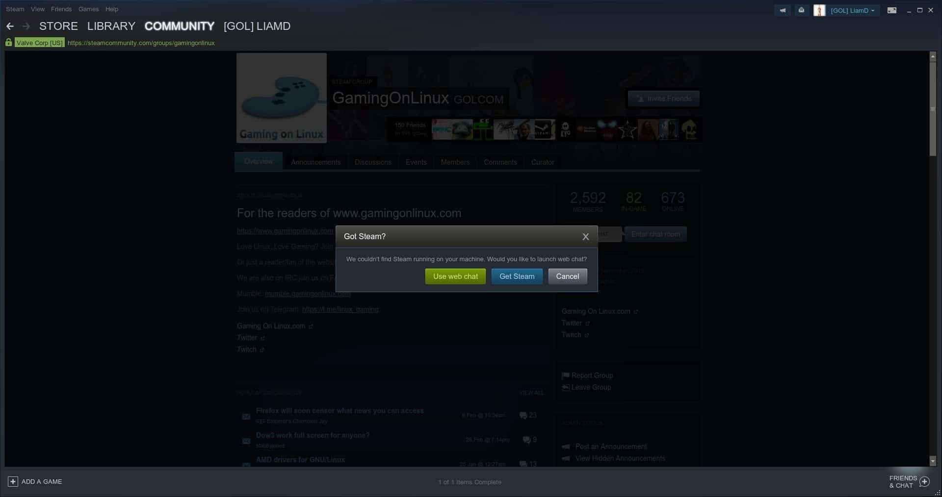 Valve have released a new Steam Beta Client 4