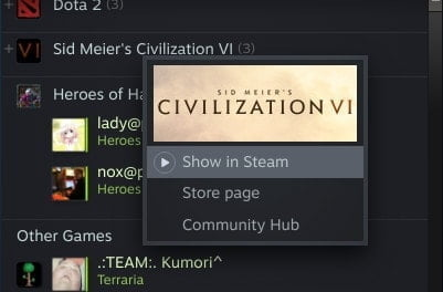 Valve have released a new Steam Beta Client 3
