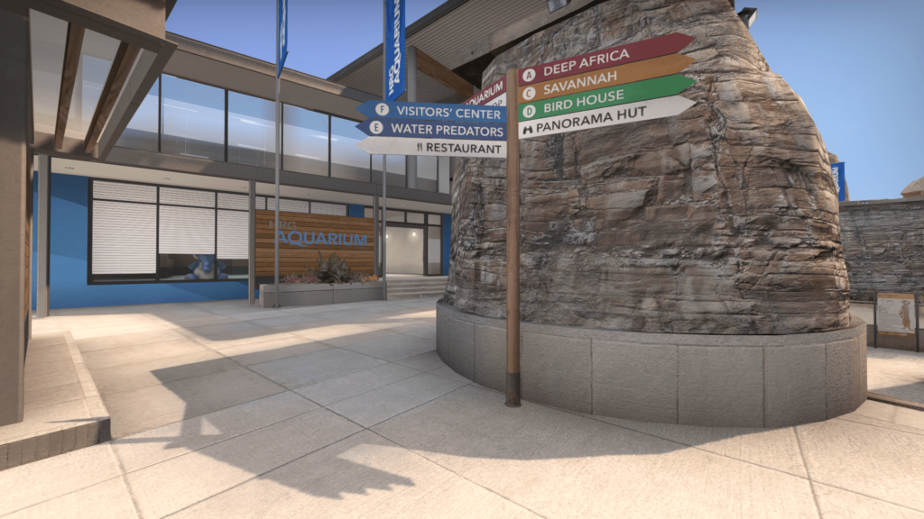 CS:GO Update January 2019 - Zoo, Abbey Added to Maps