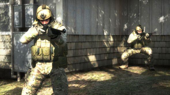 CSGO shotguns