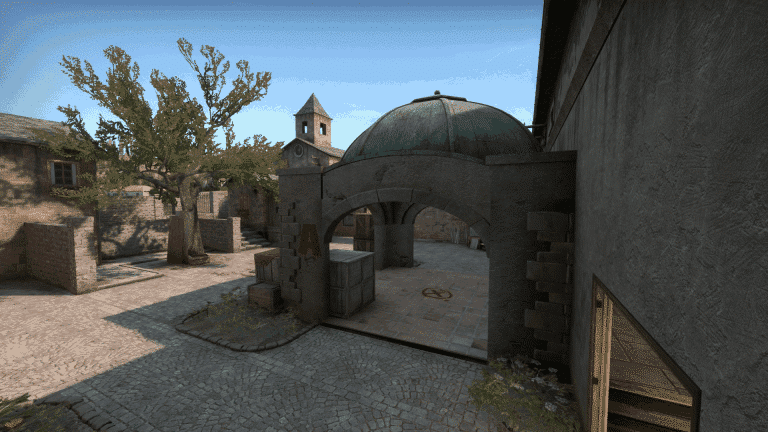CS:GO Abbey Updates, Biome Updates & Danger Zone Graffiti 4