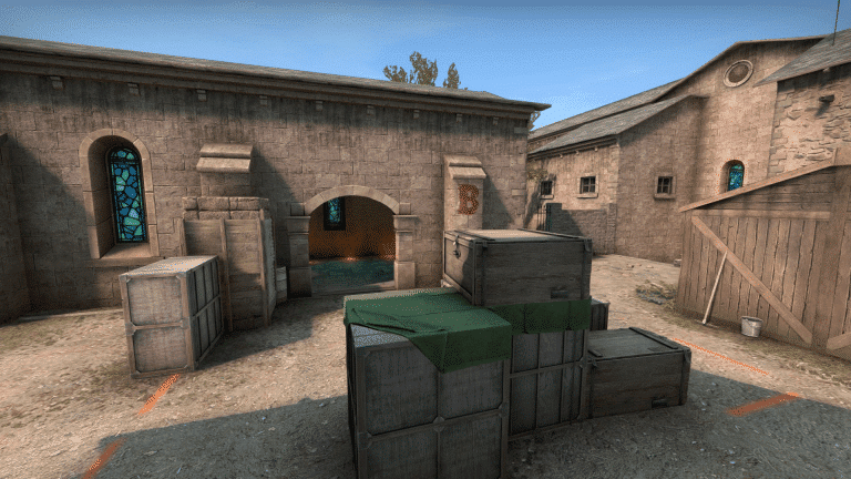 CS:GO Abbey Updates, Biome Updates & Danger Zone Graffiti 2