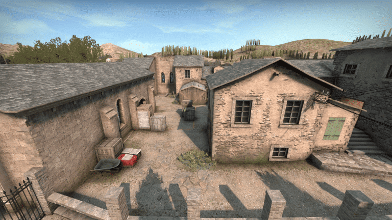 CS:GO Abbey Updates, Biome Updates & Danger Zone Graffiti 1