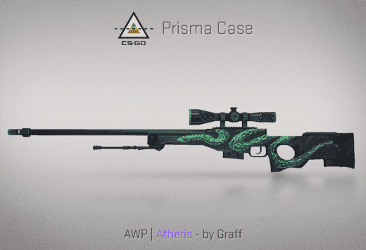 Prisma case CS:GO update released 1