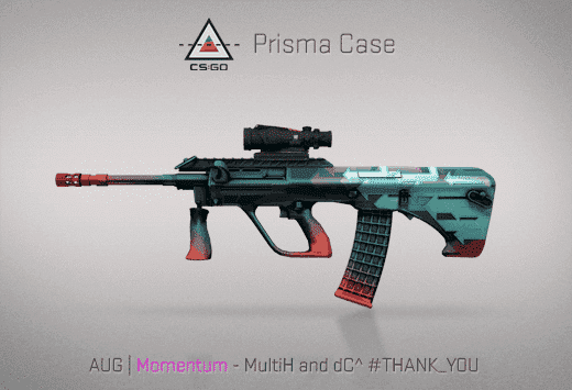 Prisma case CS:GO update released 2