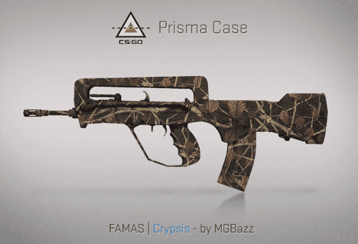 Prisma case CS:GO update released 3