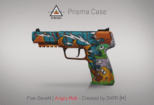 Prisma case CS:GO update released 4