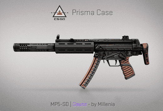 Prisma case CS:GO update released 5