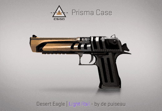 Prisma case CS:GO update released 6