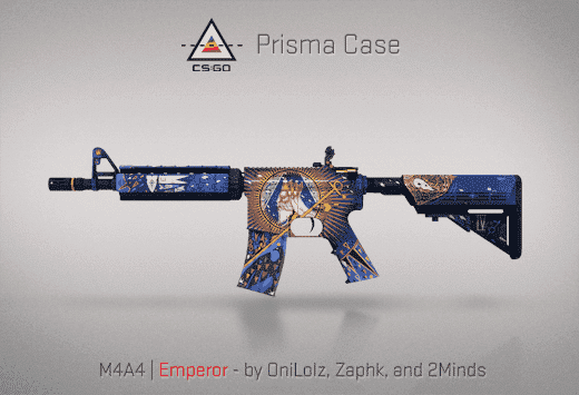 Prisma case CS:GO update released 7