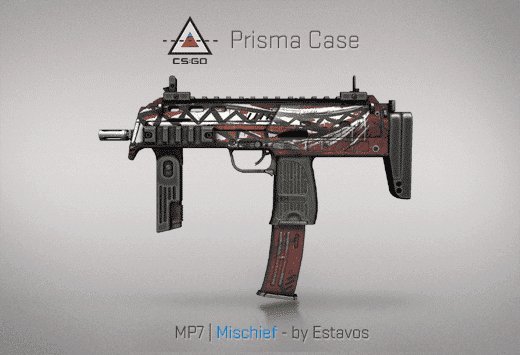 Prisma case CS:GO update released 8