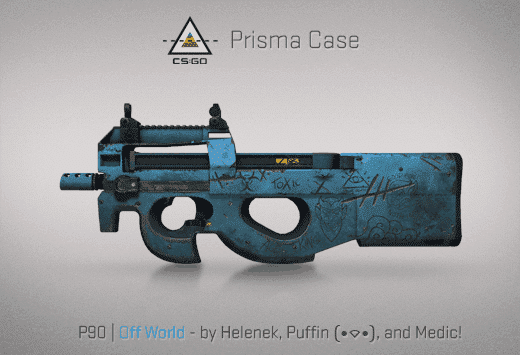 Prisma case CS:GO update released 10