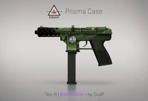 Prisma case CS:GO update released 12