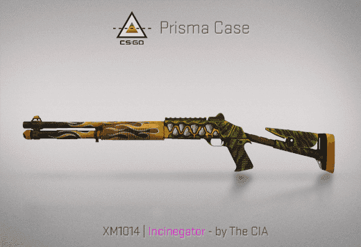 Prisma case CS:GO update released 16