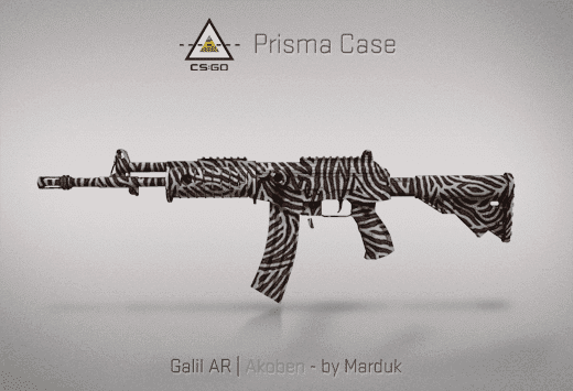 Prisma case CS:GO update released 17