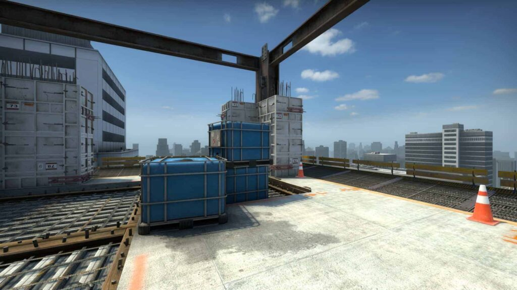 CS:GO Vertigo Update: Vertigo in Active Duty Map Pool 4