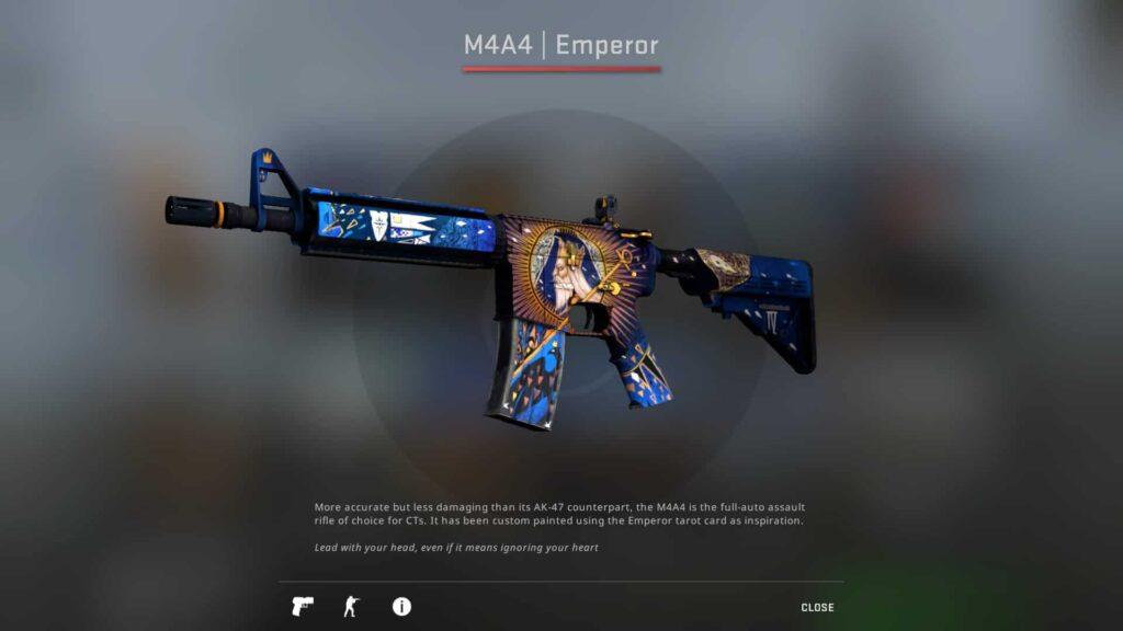 m4a4 emperor
