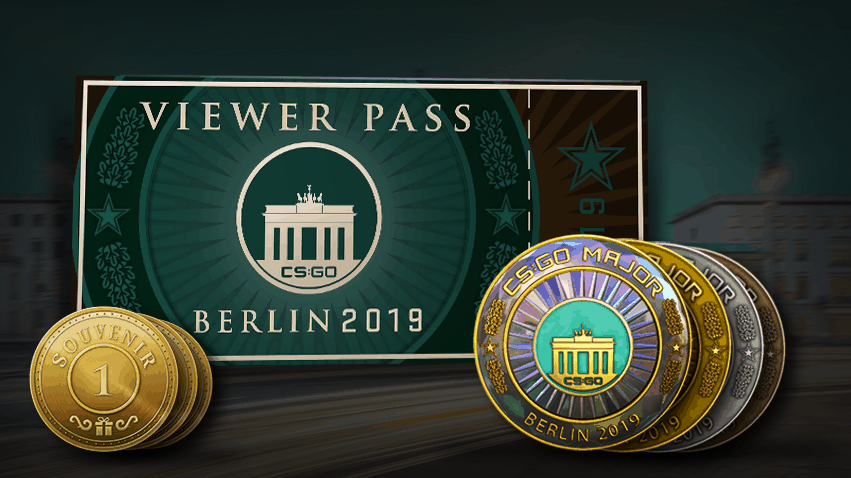 Berlin 2019 – Tournament Items 3