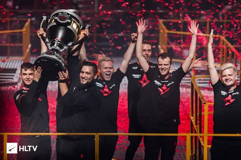 StarLadder Berlin Major Champions