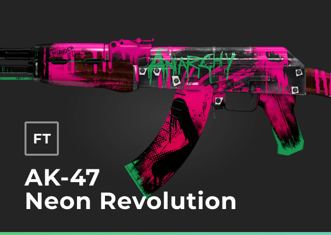 ak 47 neon revolution field tested
