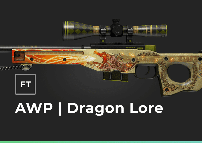 awp dragon lore field tested