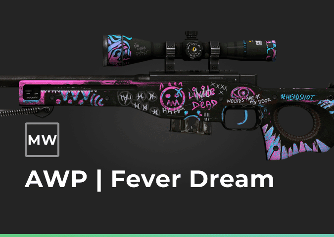 awp fever dream minimal wear