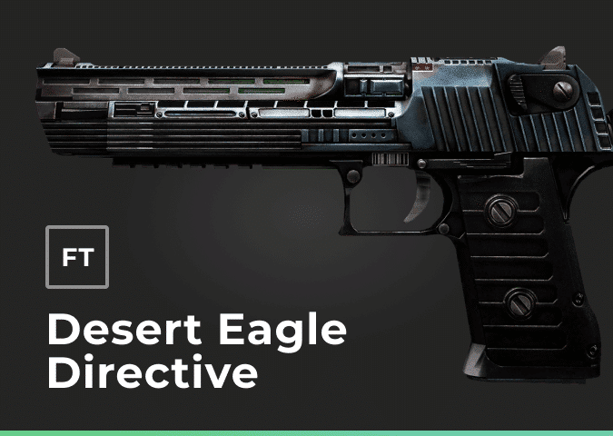 desert eagle directive field tested