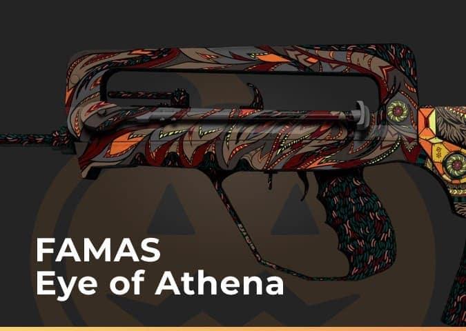 famas eye of athena