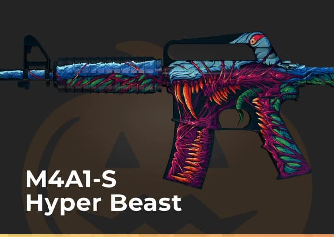 m4a1 s huper beast