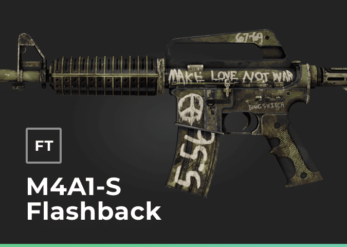 m4a1s flashback field tested
