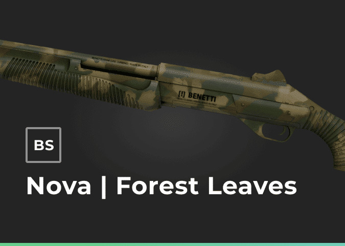 nova forest leaves battle scarred