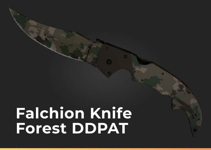 falchion knide forest ddpat