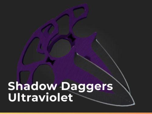 shadow daggers ultraviolet