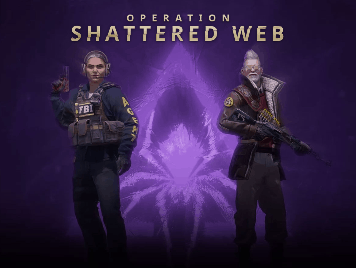 Operation Shattered Web 1