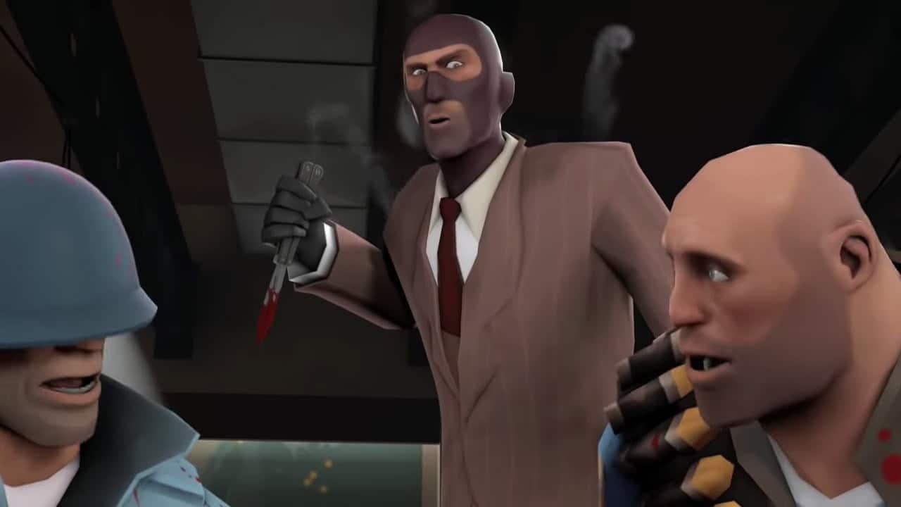 team fortress 2 meet the spy b
