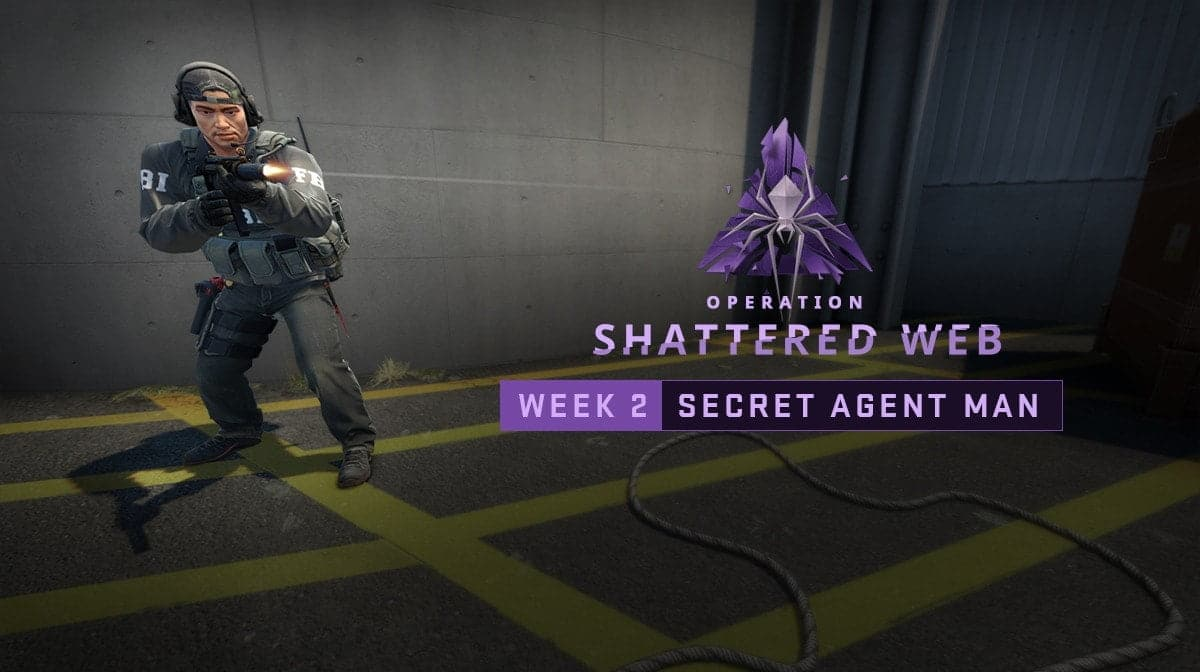 New Missions – Secret Agent Man 1